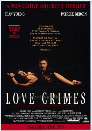 Love Crimes poster