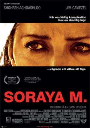Soraya M. poster