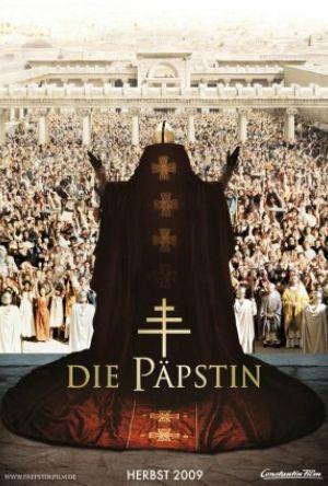 Påven Johanna poster