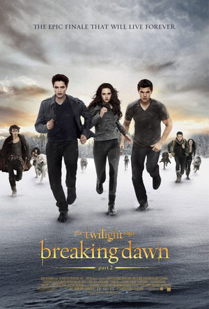 Breaking Dawn - Part 2 poster