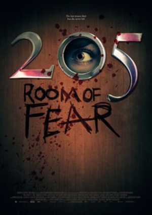 205 - Room of Fear poster