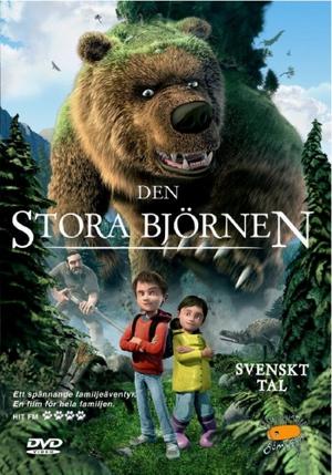 Den stora björnen poster