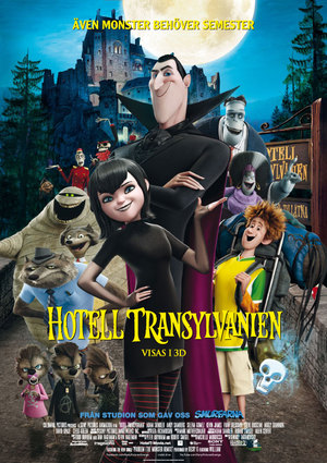 Hotell Transylvanien poster