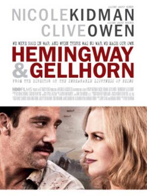 Hemingway & Gellhorn poster