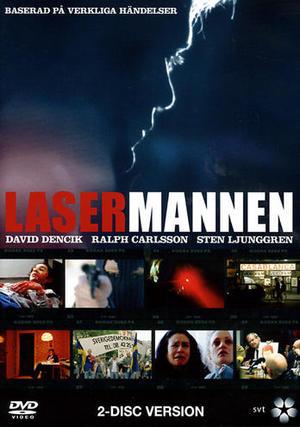 Lasermannen poster