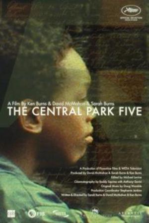 Central Park Five poster