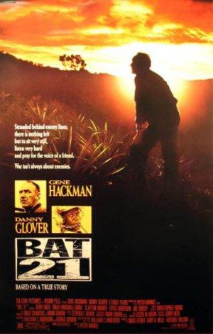 Bat 21 poster