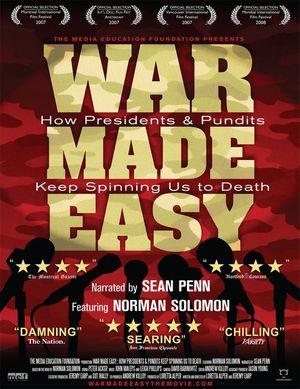 Konsten att sälja ett krig poster