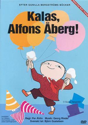 Kalas, Alfons! poster