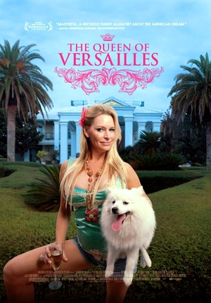 Drottningen av Versailles poster