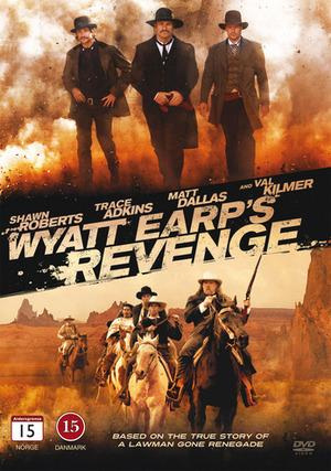 Wyatt Earp's Revenge poster