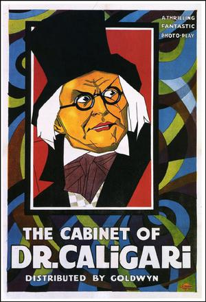 Dr. Caligari poster