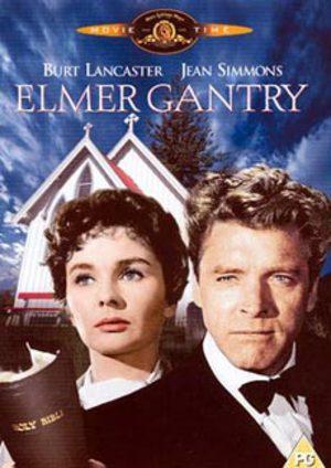 Elmer Gantry - Bluffmakaren poster