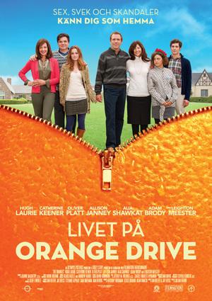 Livet på Orange Drive poster
