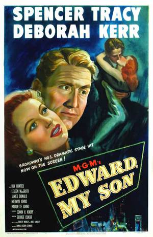 Edward, min son poster