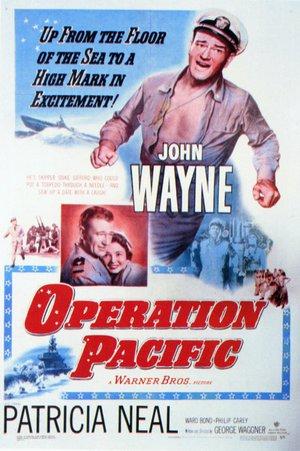 Operation i stilla havet poster