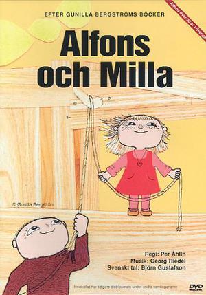 Alfons och Milla poster