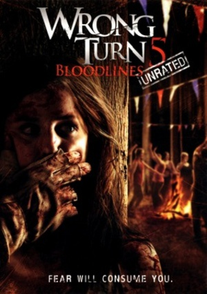 Wrong Turn - Bloodlines poster