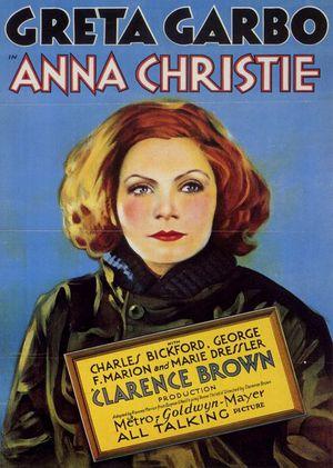 Anna Christie poster