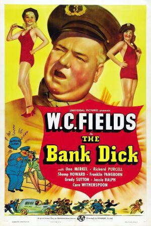 Bankdeckaren poster