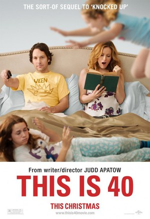 fylla 40 år skämt This is 40 (2012) | MovieZine fylla 40 år skämt