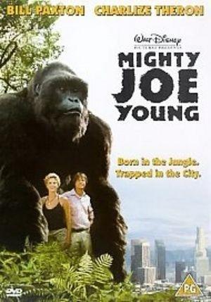 Joe - jättegorillan poster