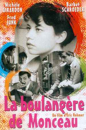 The Bakery Girl of Monceau poster