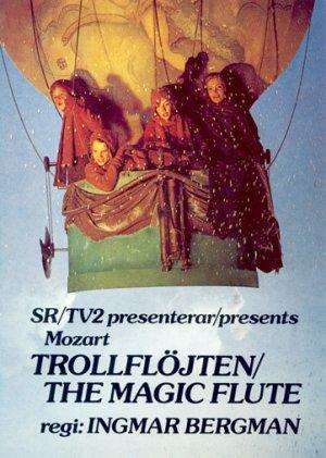 Trollflöjten poster