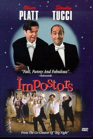The Impostors poster