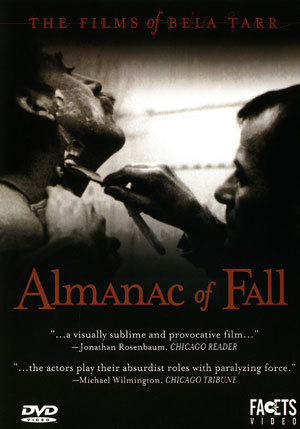 Almanac of Fall poster