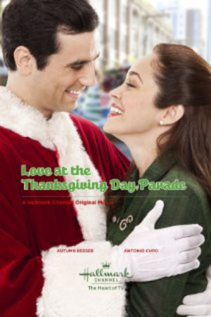 Love at the Thanksgiving Day Parade poster