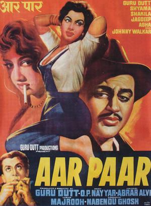 Aar-Paar poster