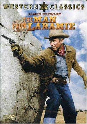 Mannen från Laramie poster