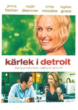 Kärlek i Detroit poster