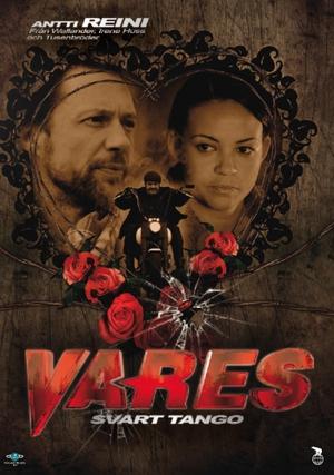 Vares - Svart tango poster