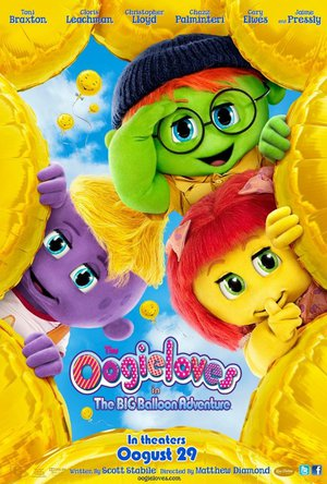 The Oogieloves in the Big Baloon Adventure poster
