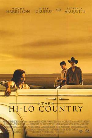 Hi-Lo Country poster