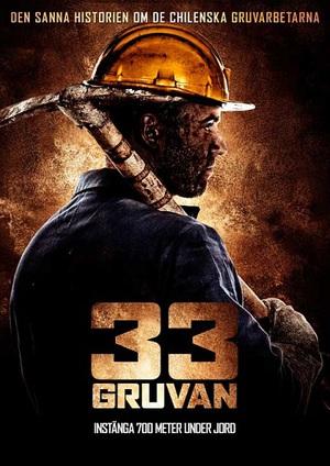 33 - Gruvan poster