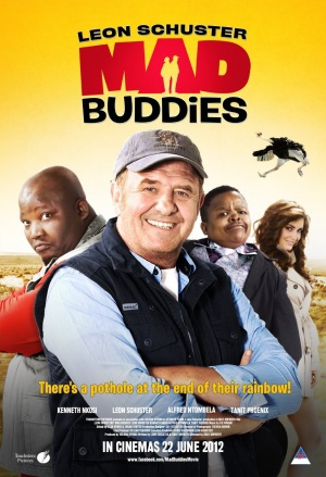 Mad Buddies poster