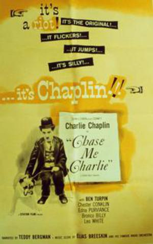 Chase Me Charlie poster