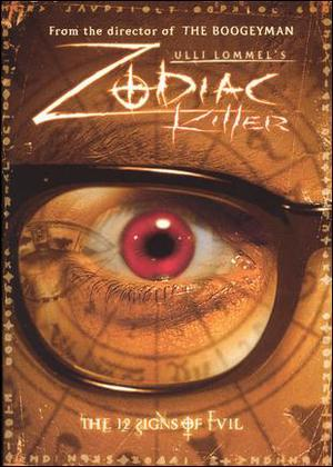 Zodiac Killer poster