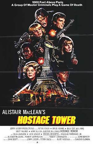 Attack mot Eiffeltornet poster