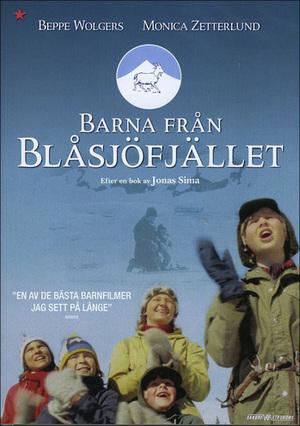 Barna från Blåsjöfjället poster
