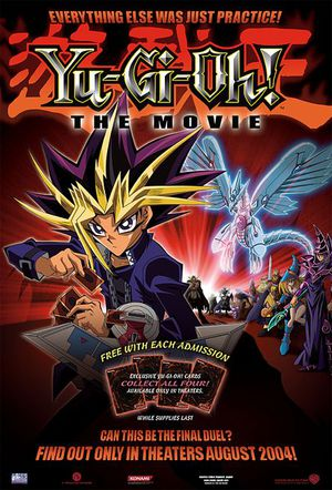 Yu-Gi-Oh! Filmen poster