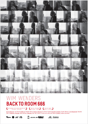 Back to Room 666 poster