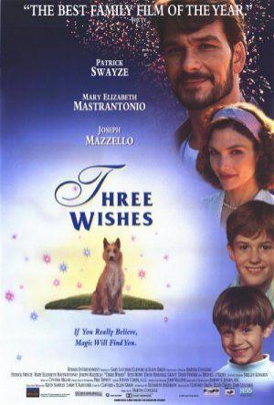 Tre önskningar poster