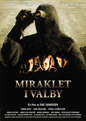 Miraklet i Valby poster