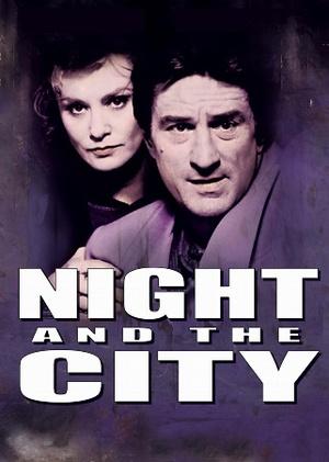 Natten och staden poster