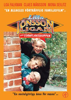 Lilla Jönssonligan och cornflakeskuppen poster
