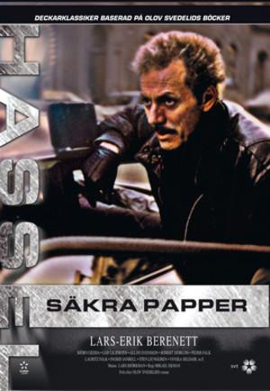 Hassel - Säkra papper poster